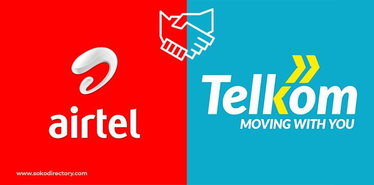 Airtel- Telkom merger