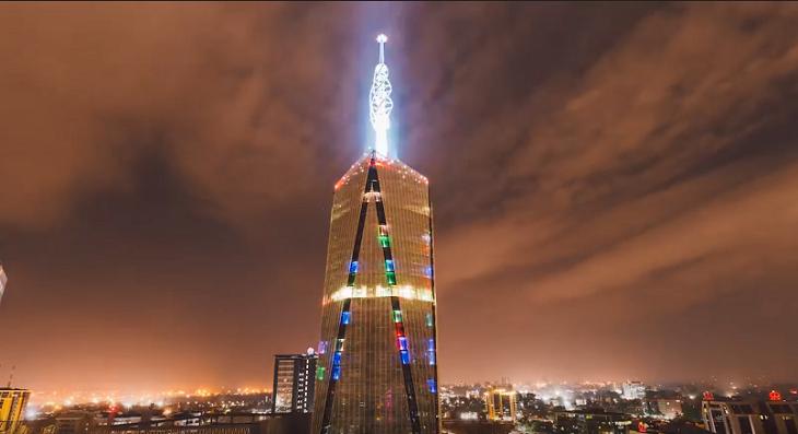 Britam Tower
