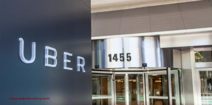 Uber riders