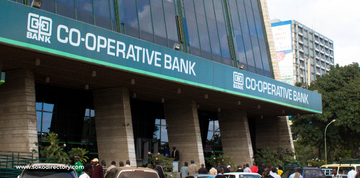 Co-op Bank goldfish Kingdom Securities
