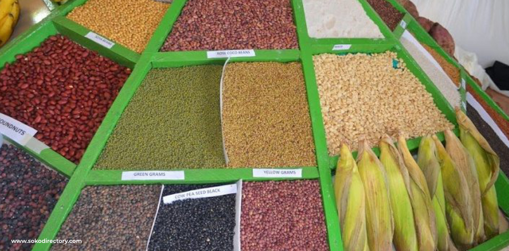 Millet and Red Sorghum lockdown Market Prices