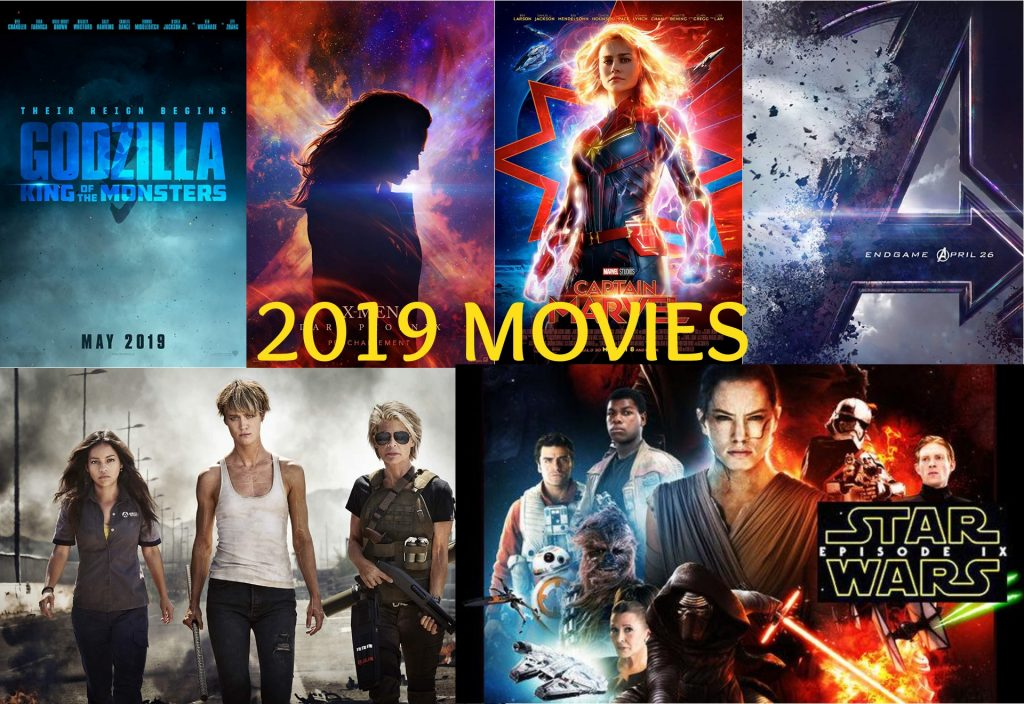 Movie Poster 2019: Top 10 Best And Most Anticipated Movies To Watch In 2019