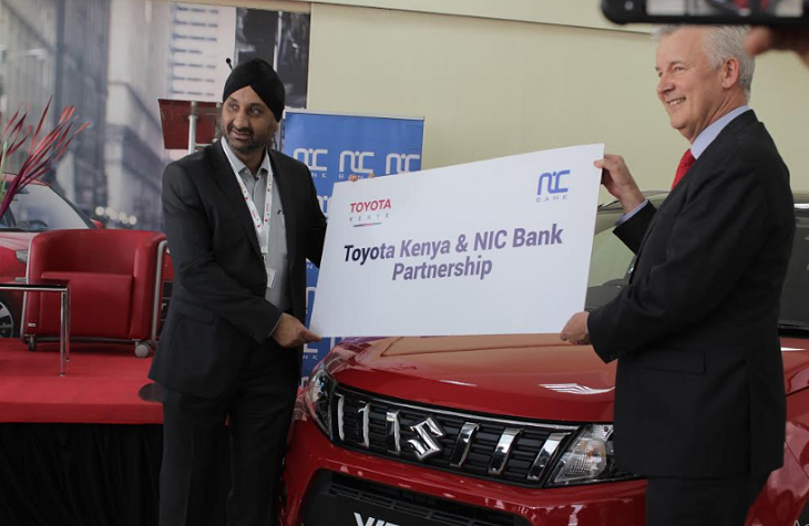 Toyota Kenya Becomes the Second Suzuki Model Distributor in Kenya