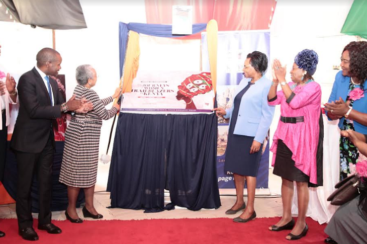 Book To Celebrate The Journeys' Of Women Trailblazers In Kenya Launched