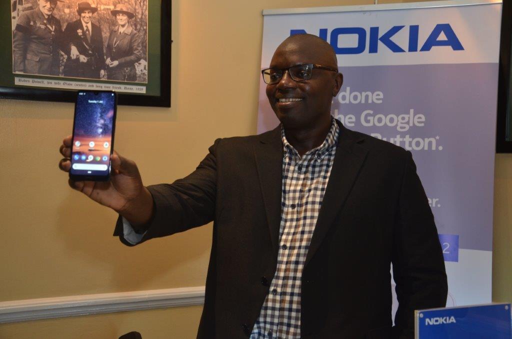 Nikoa 3.2 now available in kenya