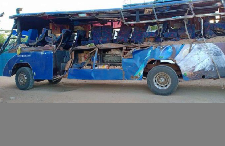 Scores Dead in Mwingi-Garissa Accident as Nasib Sacco Bus