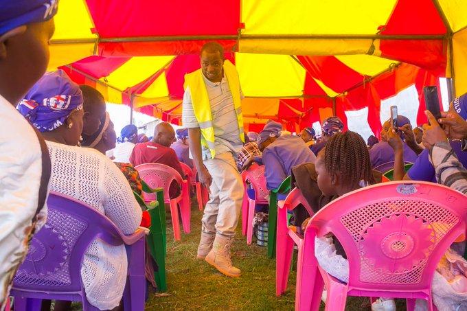 Meet Peter Mwangi - The Brains Behind Trending 'Laikipia Nyati Boots'