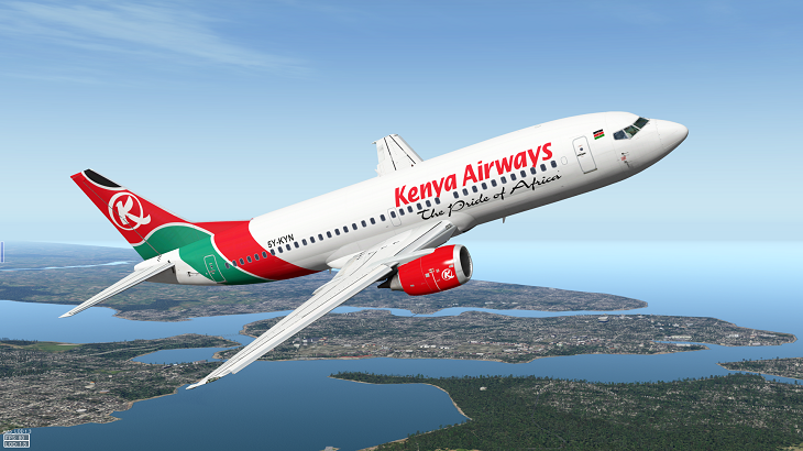 Kenya Airways KQ