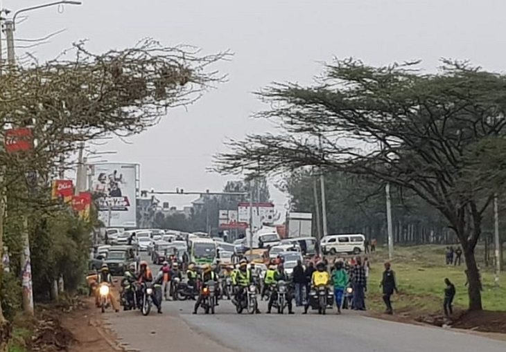 Scores Dead in Naivasha's Nairobi-Nakuru Mid-Morning Accident