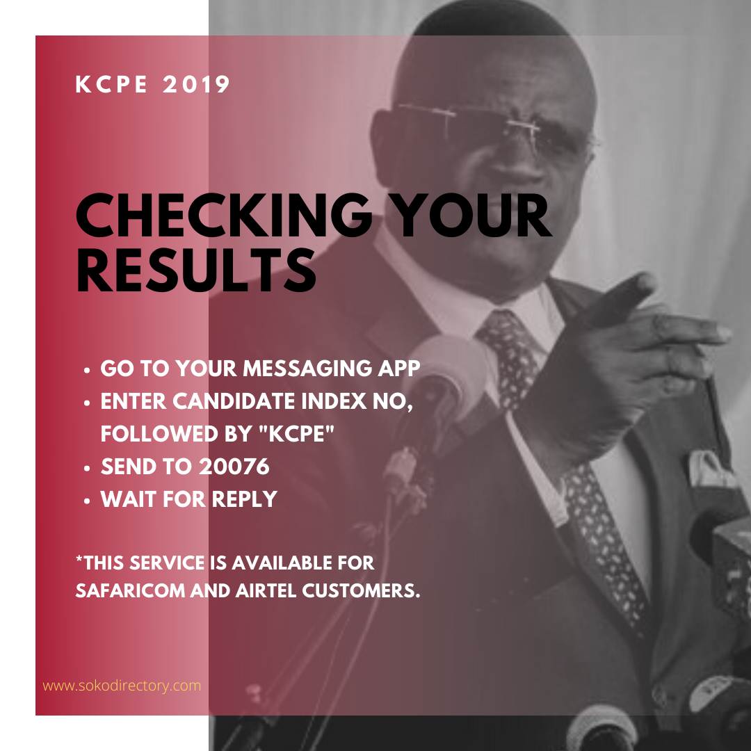 check-kcse-2019-results