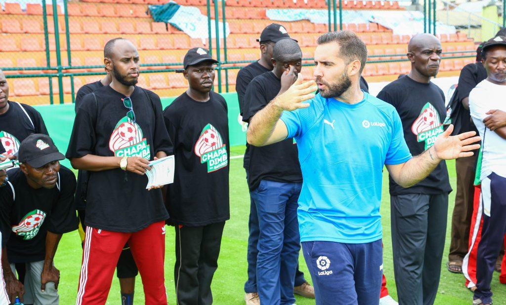 Chapa Dimba na Safaricom