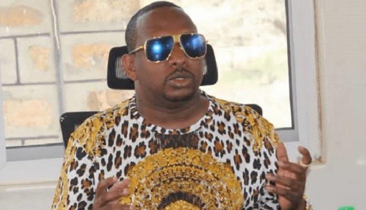 Nairobian Sonko Ann Mvurya