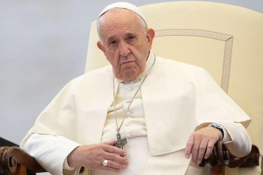Pope Francis Libya