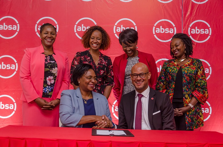 Women Absa event