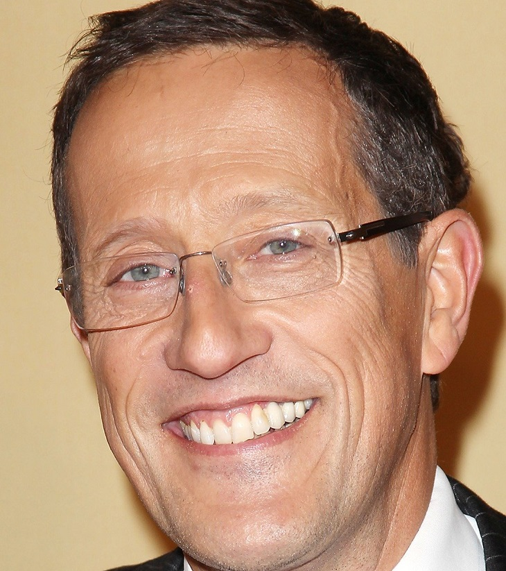 Richard Quest COVID