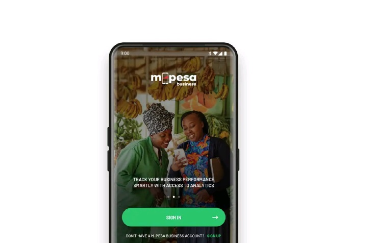 Lipa Na M-Pesa Business App