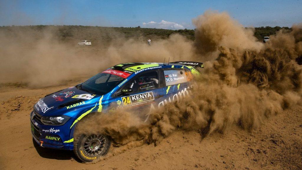 Onkar Rai WRC