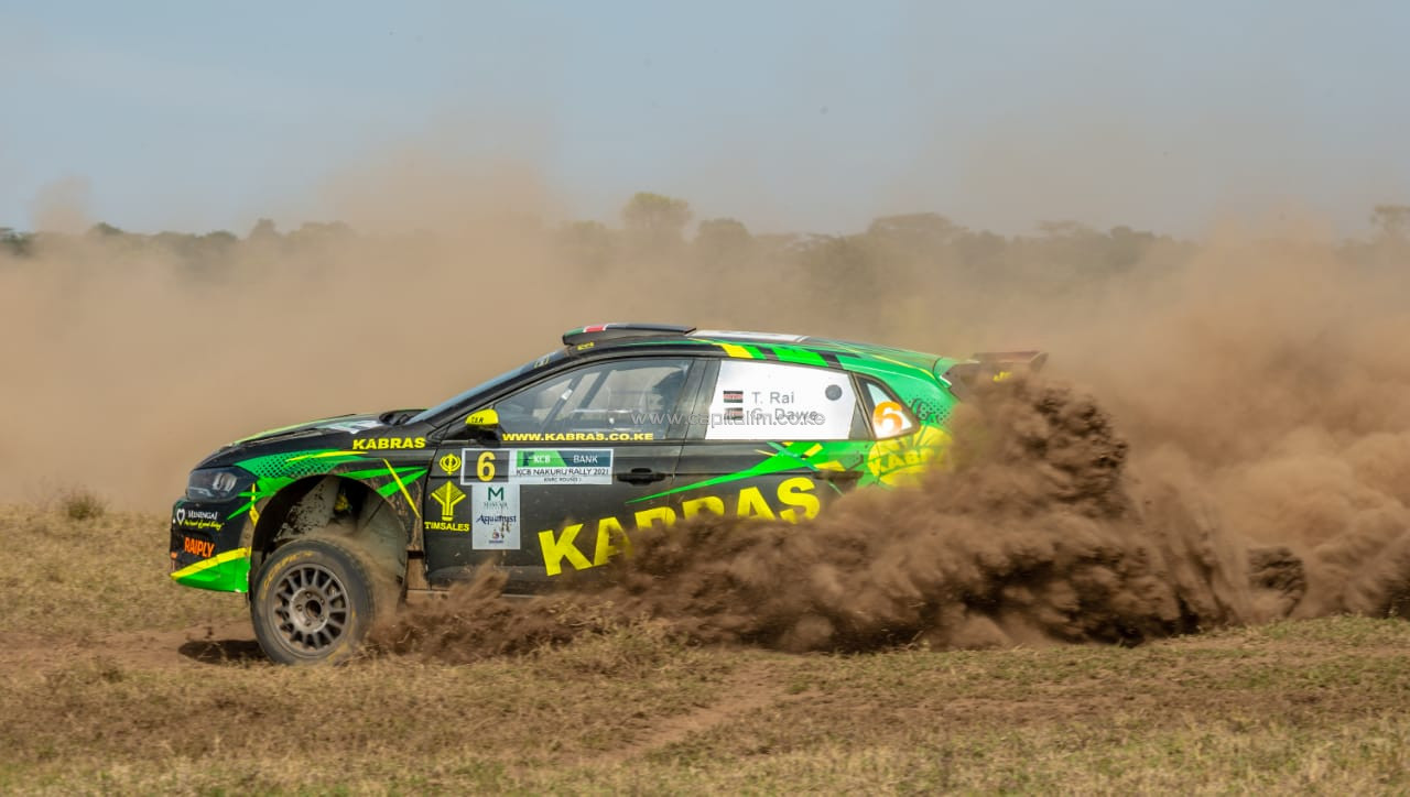 Tajveer Rai WRC