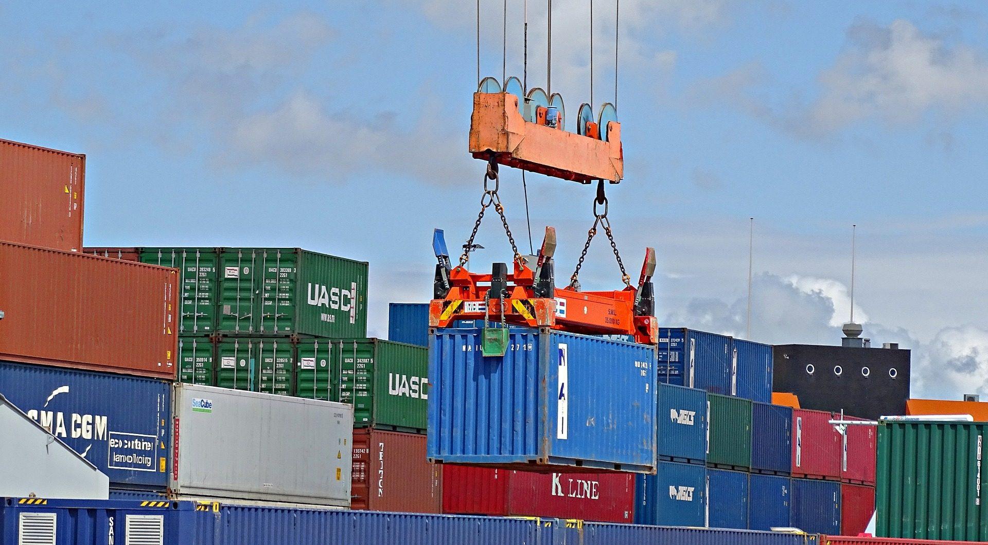 container free storage
