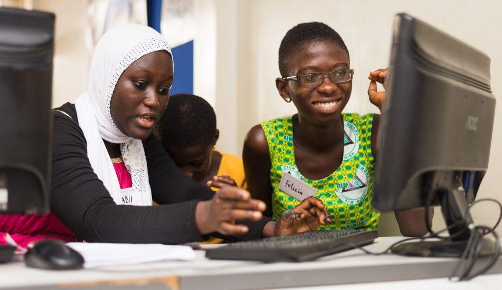 Digital Revolution for the girl child