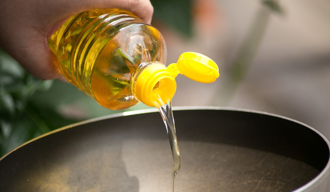 coking oil